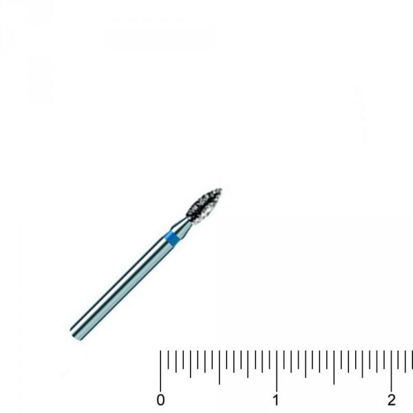 turbinenfrees, ovaal, Ø 1,8 mm