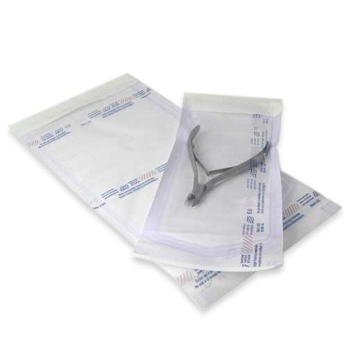 Zelfklevende zak, 14x25 cm, 200 stuks