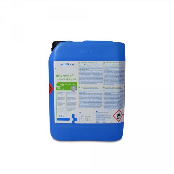 Mikrozid Universal Liquid, jerrycan met 5000 ml