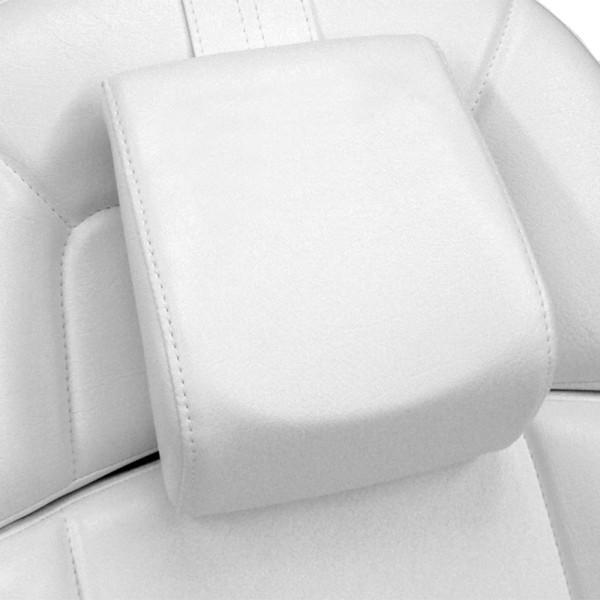 Dentalax neksteun voor behandelstoelen, wit