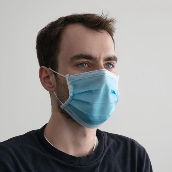 Wegwerpmondmasker, 50 stuks