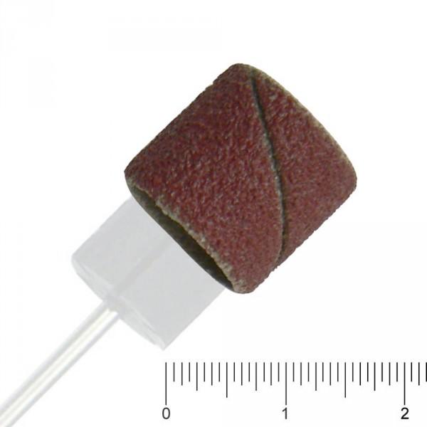 slijpband Ø 13 mm, recht, grof, 10 stuks