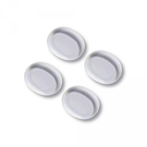 Comfort-inlegpads gel, zijkussen, 4-delig