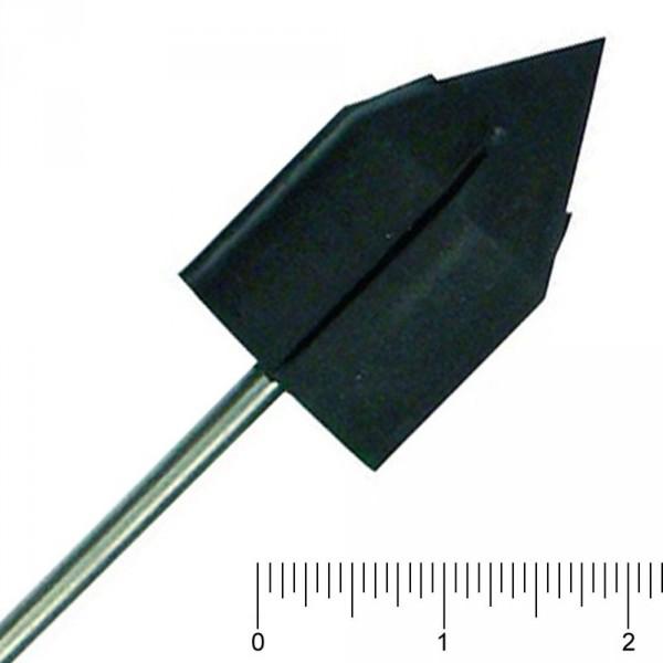 gummidrager Ø 16 mm, spits