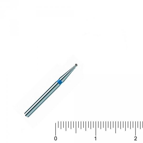 turbinenfrees, kogelvorm, Ø 0,8 mm