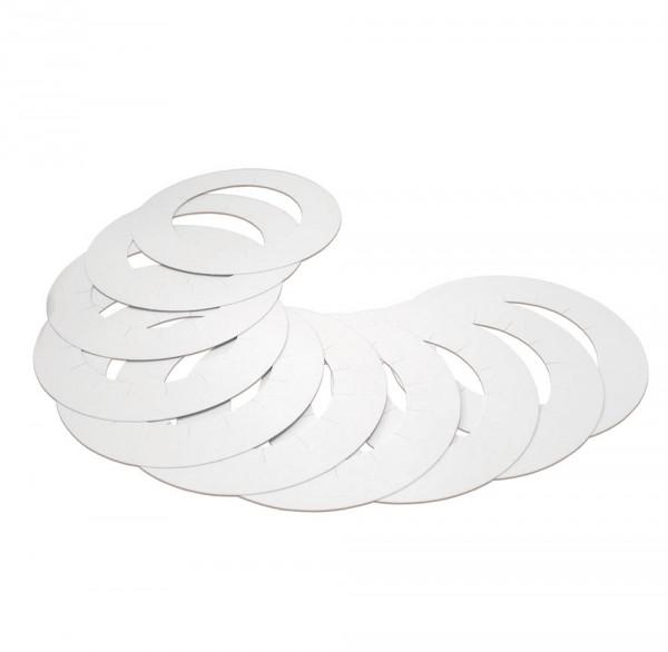 papieren wegwerpring, voor harsverwarmer
