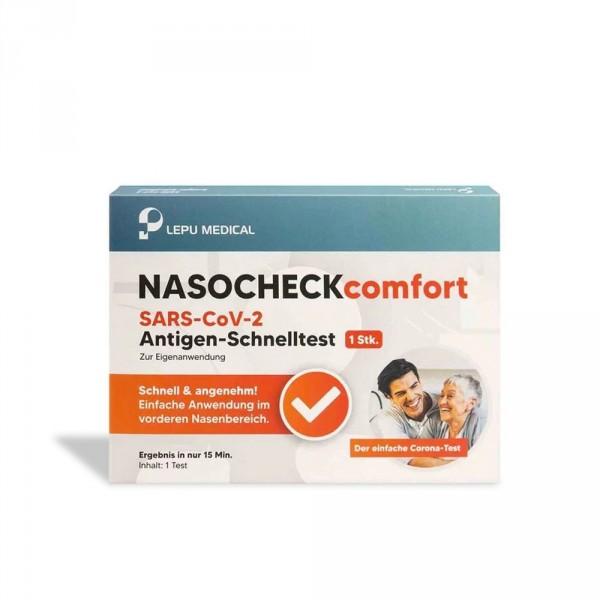 Nasocheck Comfort SARS-CoV-2-antigeen snelle test