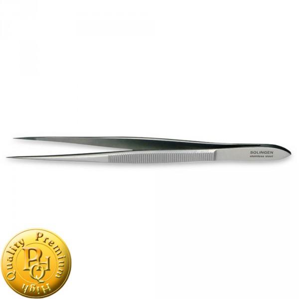 splinterpincet, recht, 11,5 cm