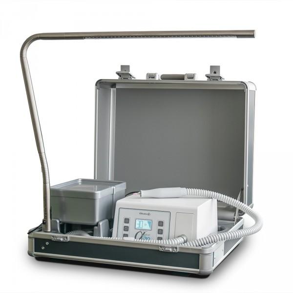 Kofferset instap - droog gebruik