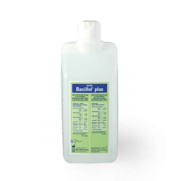 Bacillol Plus, 500 ml