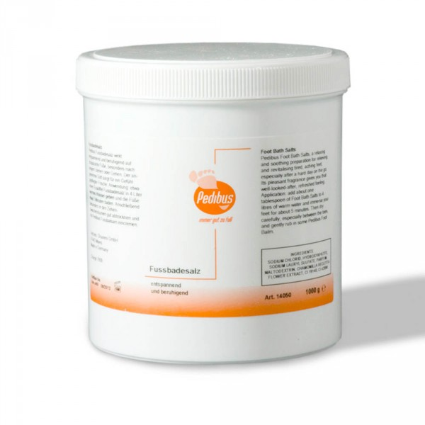 Pedibus voetbadzout, 1000 g
