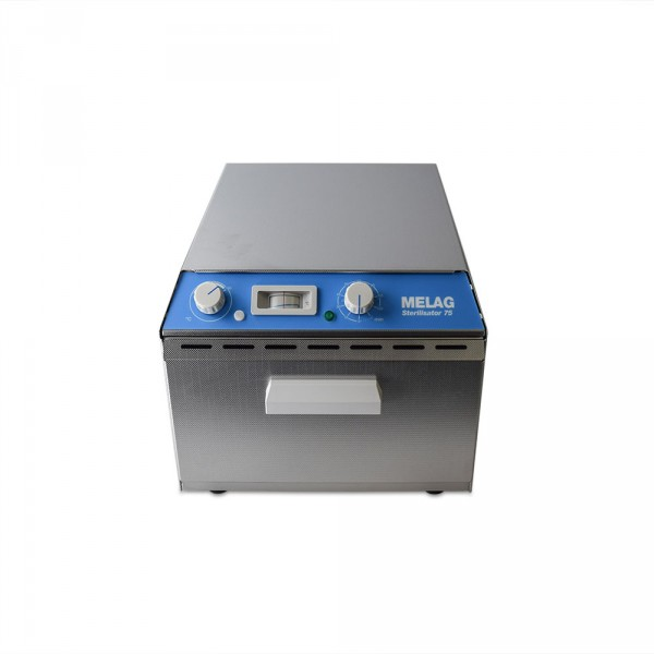 MELAG sterilisator met extra luchtcirculatie, type 75