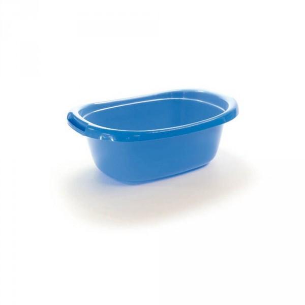 voetbad, blauw, 48 x 34 x 16,5 cm, 12 l