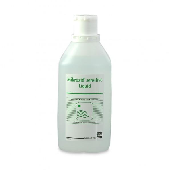Migrozid sensitive vloeibaar, alcoholvrij, 1000 ml
