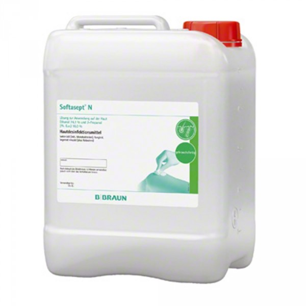 Braun Softasept N® Huidontsmetting 5l