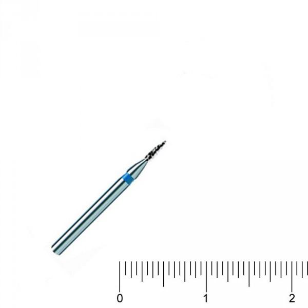 turbinenfrees, kegelvorm, Ø 1 mm