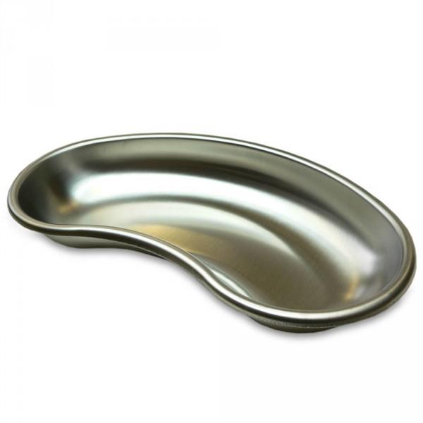 nierbekkenschaal, edelstaal, 25 cm
