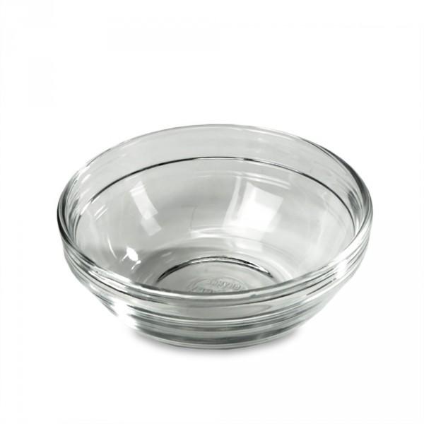 glasschaaltje rond, 9 cm