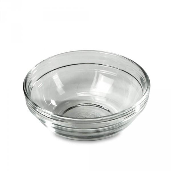 glasschaaltje rond, 12 cm