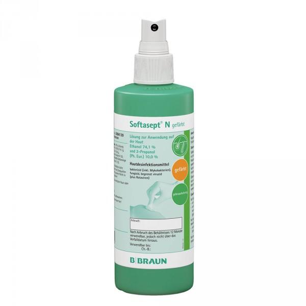 Braun Softasept N® Huidontsmetting 250ml