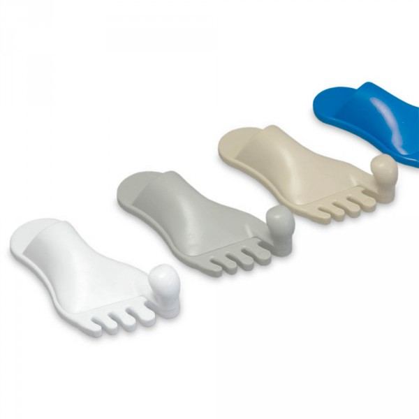 handdoekhouder voetmodel