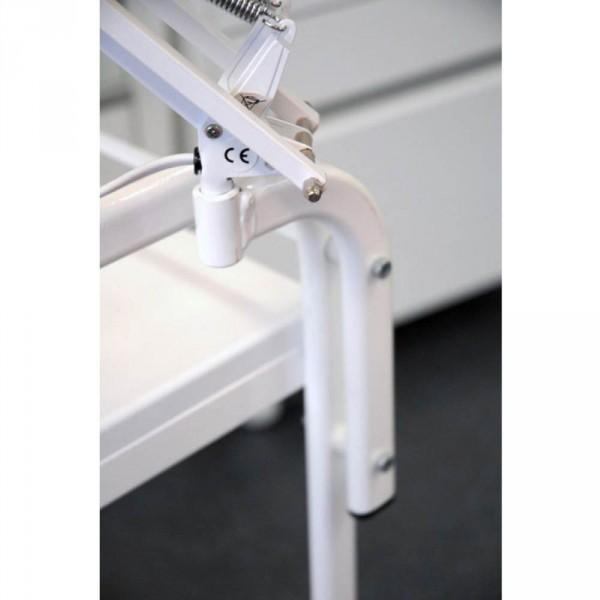 loeplamphouder voor CabiLine werktafels