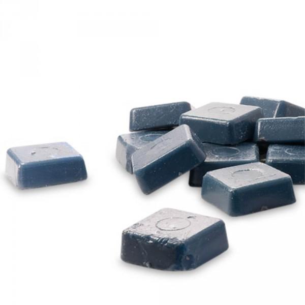 Harsblokjes, azuleen ca. 1000 g