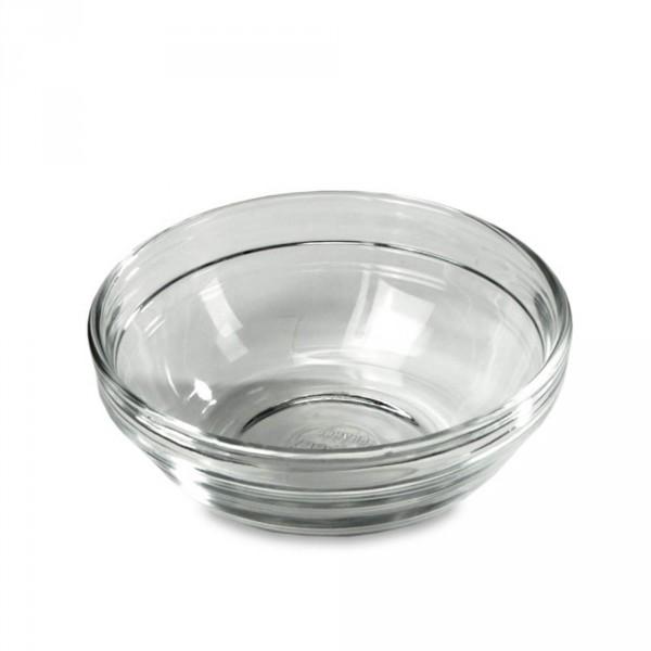 glasschaaltje rond, 6 cm