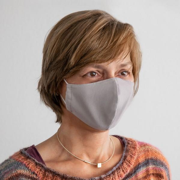 Gharieni mondmasker 'Smoke-Grey'