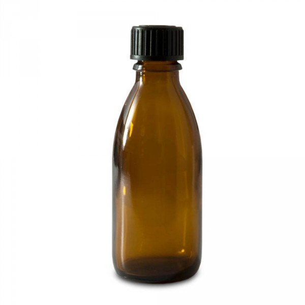 flesje, bruin, 50 ml