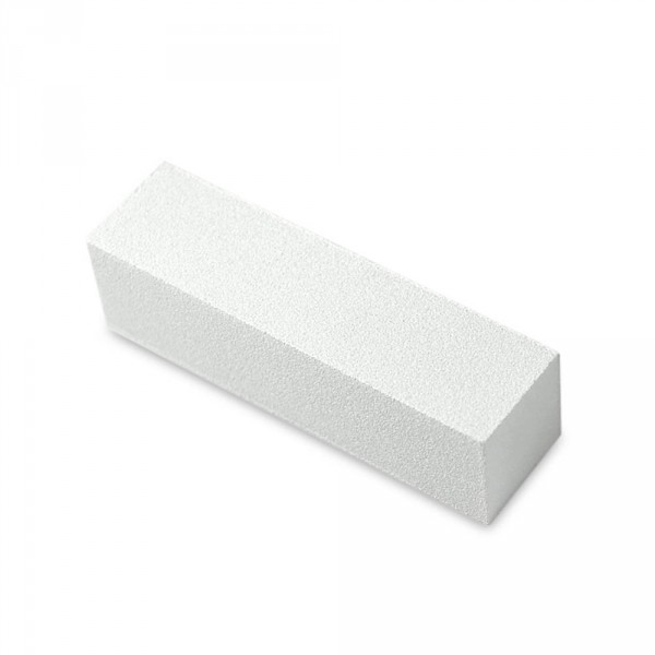 slijpblok, wit, 100/100
