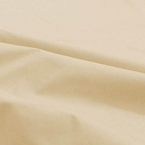 PU-beschermhoes voor oliemassages op een MLW MEDIUM van 85 cm breed, crème