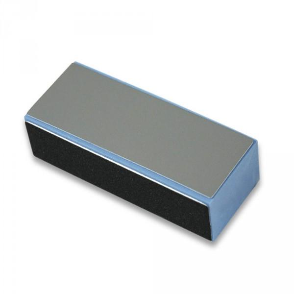 poleerblok, blauw
