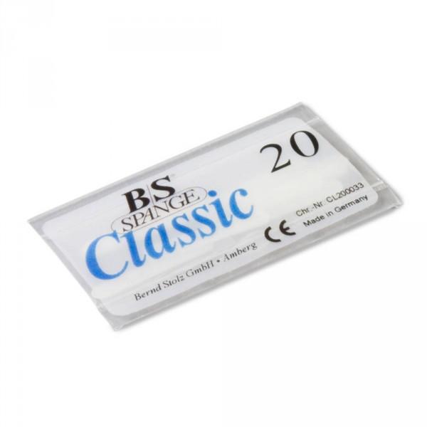 B/S spangen 0,26 mm, maat 20, 10 stuks