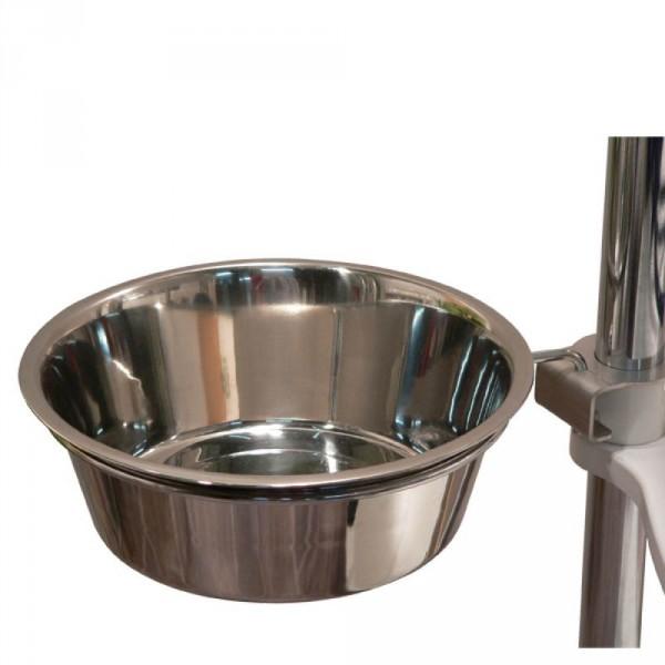 waterschotel met houder voor Lamica werktafels